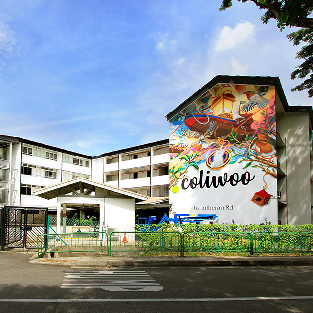 Coliwoo Youth – Open House
