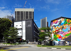 LHN revamps 1557 Keppel Road into office and co-living spaces